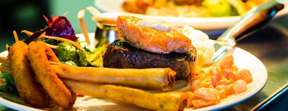 Off The Track Restaurant | Burgers | Havelock North