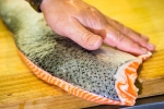 Fresh Salmon | Off The Track | Havelock North | Family Friendly Restaurant