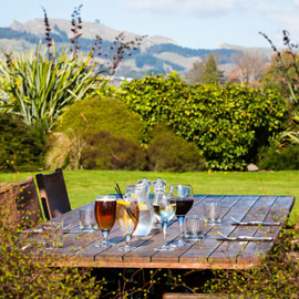 Off The Track Restaurant | Hawkes Bay | Family Friendly